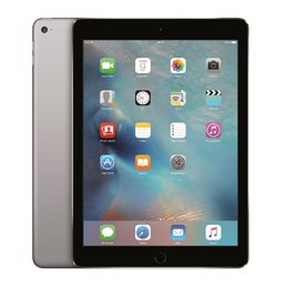Apple iPad Air 2 32GB, WiFi + 4G, harmaa, käytetty B