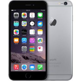 Apple iPhone 6, 16GB harmaa, käytetty B