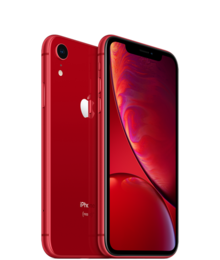 Apple iPhone XR 64GB, punainen