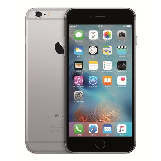 Apple iPhone 6S Plus 64GB harmaa