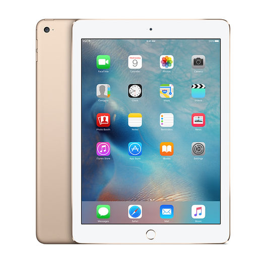 Apple iPad Air 2 128GB, WiFi + 4G, kultainen