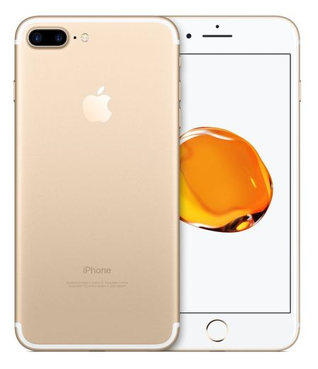 Apple iPhone 7 Plus 32GB, kultainen
