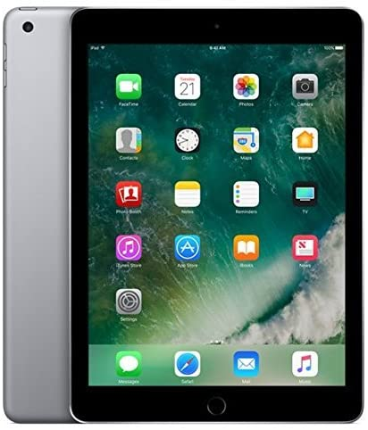 "Apple iPad 2017, 9.7"", 32GB Wifi + 4G, harmaa"