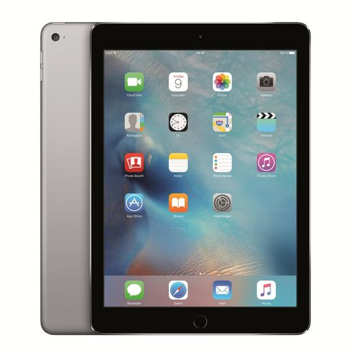 Apple iPad Air 2 16GB, WiFi, harmaa