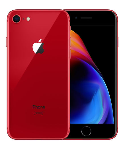 Apple iPhone 8 64GB punainen
