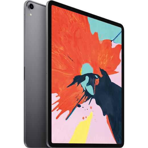 "Apple iPad Pro 3rd (2018) 12.9"" WiFi + 4G 256GB harmaa"