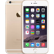Apple iPhone 6 Plus 128GB, kultainen