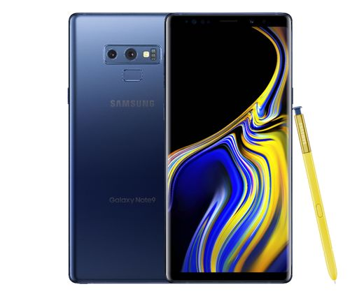 Samsung Galaxy Note 9 128GB, sininen