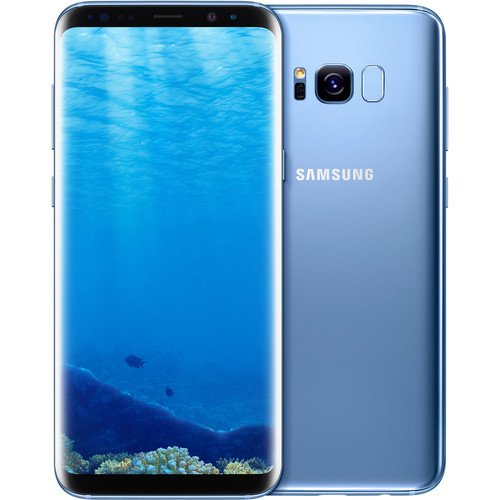 Samsung Galaxy S8 Plus 64GB, sininen