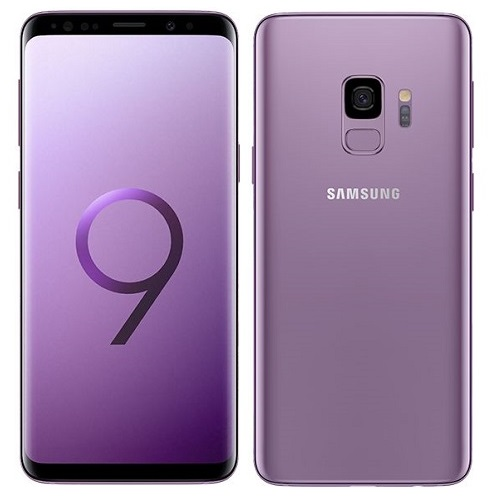 Samsung Galaxy S9, 64GB liila