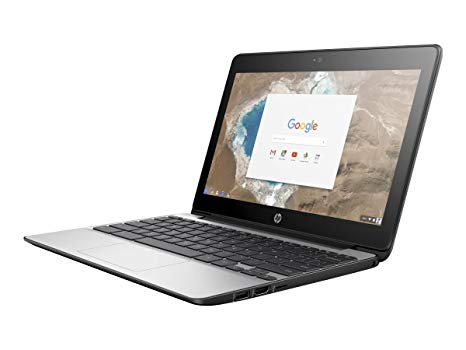 "HP Google Chromebook 11 G5, 11"", 4GB, 16GB SSD, Touch"