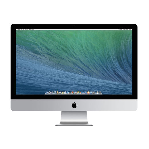 "Apple iMac 27"", i5, 32GB, 1TB HDD, GeForce GT 755M 1GB"