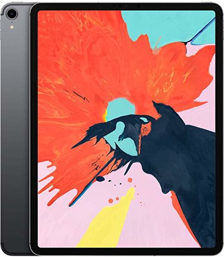 "Apple iPad Pro 3rd (2018) 12.9"" WiFi + 4G, 64GB harmaa"
