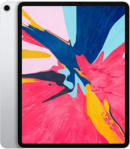 "Apple iPad Pro 3rd (2018) 12.9"" WiFi + 4G, 64GB hopea"
