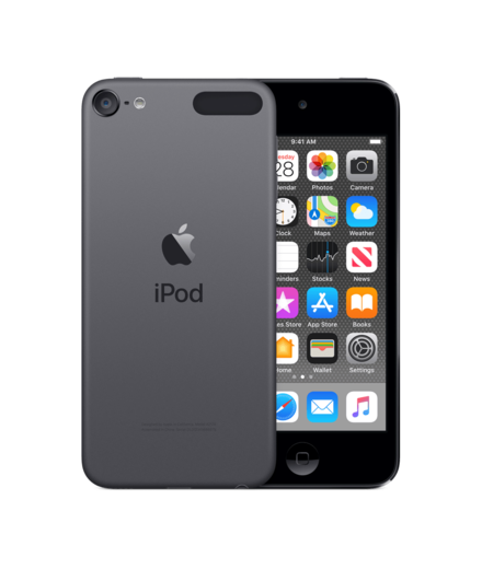Apple iPod Touch 7th 32GB, harmaa