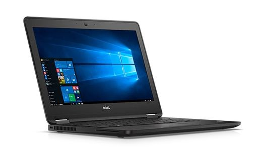 "Dell E7270, 12"", 8GB, 256GB SSD, Core i5"
