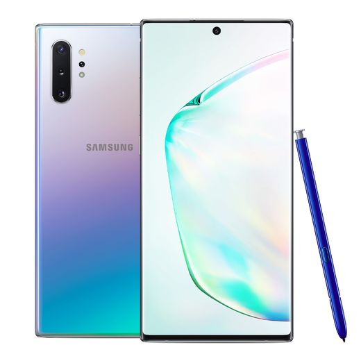 Samsung Galaxy Note 10 256GB, hopea