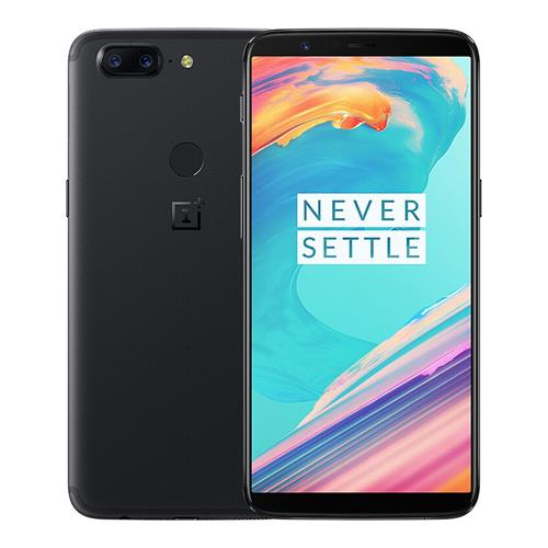OnePlus 5T Star Wars Edition 64GB, musta