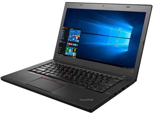 Lenovo ThinkPad T460S, 8GB, Core i5, 180GB SSD