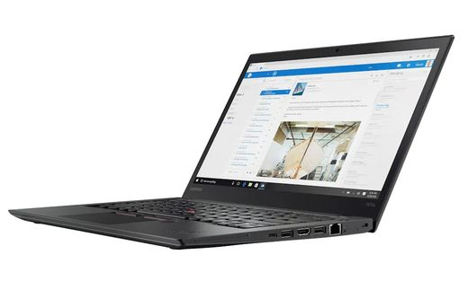 Lenovo ThinkPad T470S, 8GB, Core i5, 256GB SSD