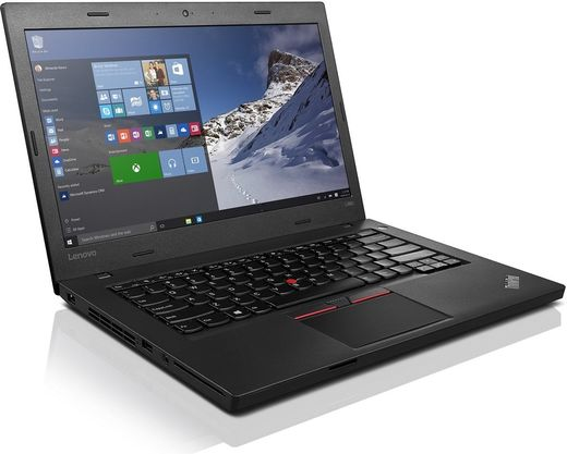 Lenovo ThinkPad L470, 8GB, 128GB SSD, Core i3