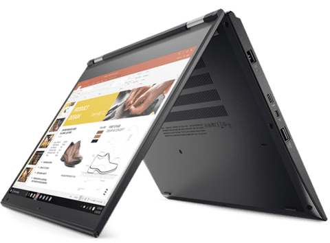 "Lenovo ThinkPad Yoga 370 Touch, 13.3"", 8GB, 256GB SSD, Core i5"