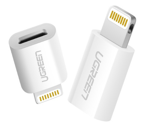 Ugreen Lightning to Micro USB adapteri