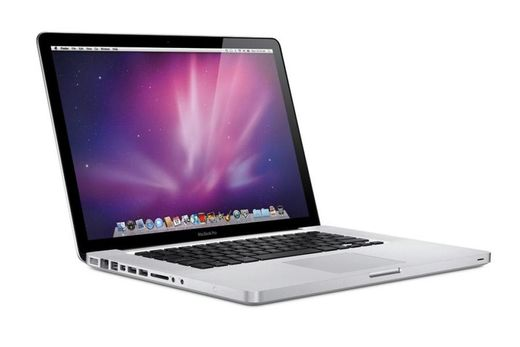 "MacBook Pro, 15"" 8GB, 500GB HDD"
