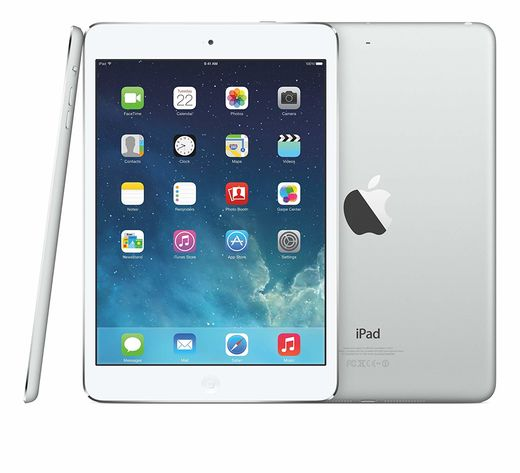 Apple iPad Mini 2 Wifi, 32GB valkoinen