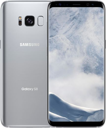 Samsung Galaxy S8 64GB, hopea