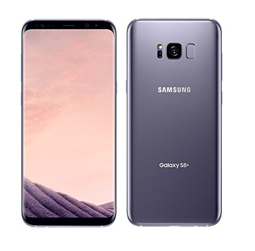 Samsung Galaxy S8 Plus 64GB, harmaa