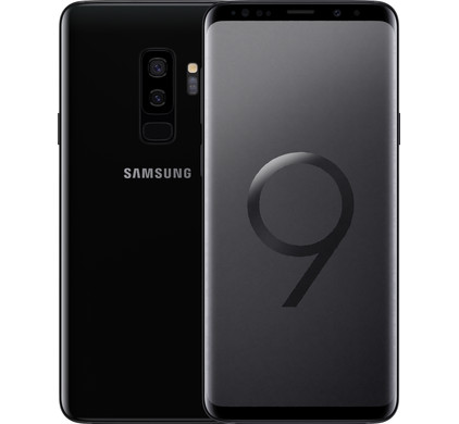 Samsung Galaxy S9  Plus 64GB musta