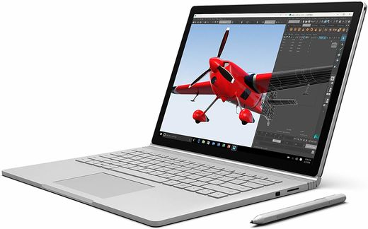 "Microsoft Surface Book 13.5"" 8GB, 128GB SSD"