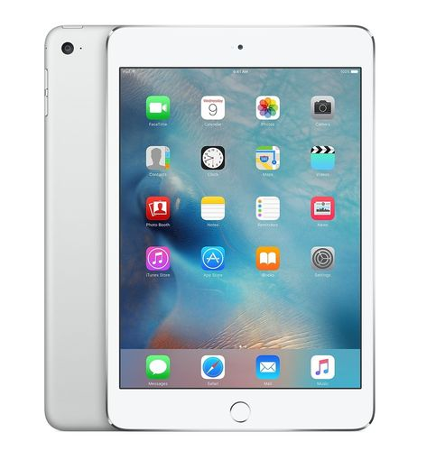 Apple iPad Mini 4 64GB WiFi, hopea