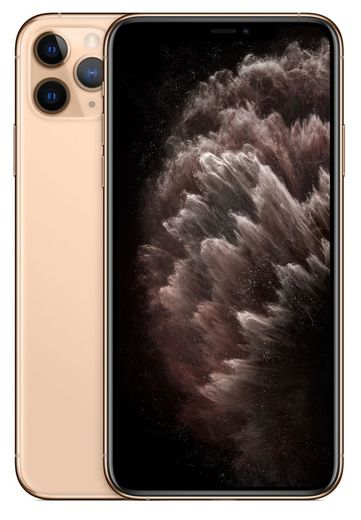 Apple iPhone 11 Pro Max 64GB, kultainen