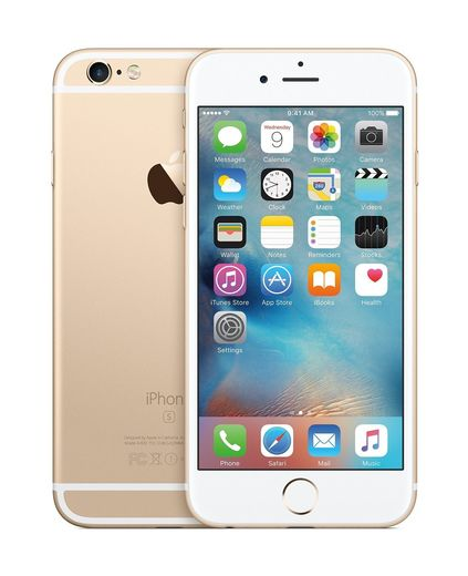 Apple iPhone 6S 32GB kultainen