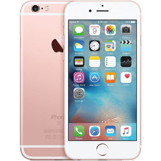 Apple iPhone 6S Plus 64GB ruusukulta