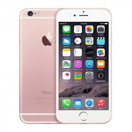 Apple iPhone 6S 32GB ruusukulta