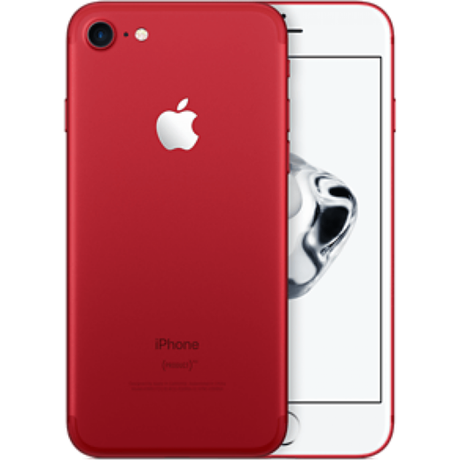 Apple iPhone 7 128GB punainen