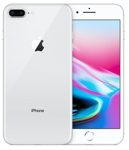 Apple iPhone 8 Plus 256GB, hopea