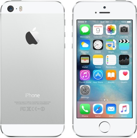 Apple iPhone SE, 128GB hopea