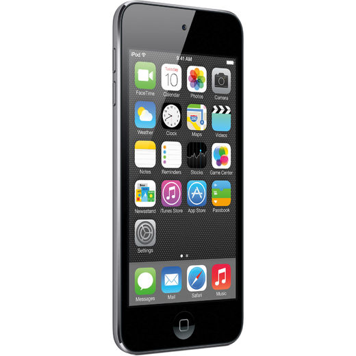 Apple iPod Touch 4th 16GB musta