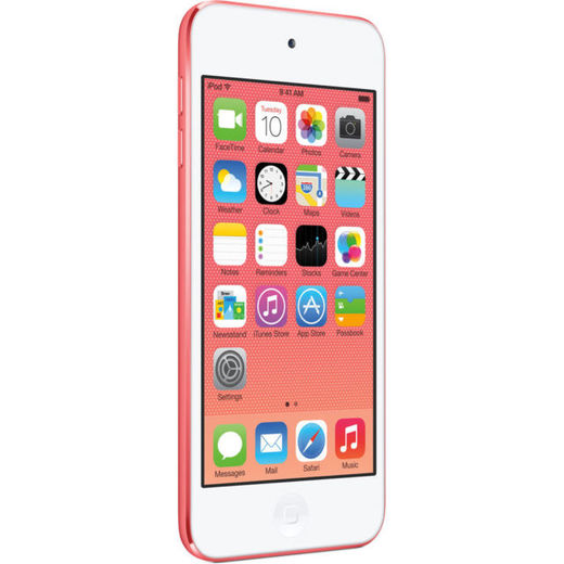 Apple iPod Touch 5th 16GB, pinkki