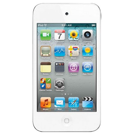 Apple iPod Touch 4th 16GB valkoinen