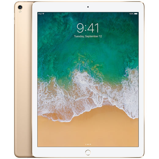 "Apple iPad Pro 1 12.9"",  256GB WiFi + 4G, kultainen"