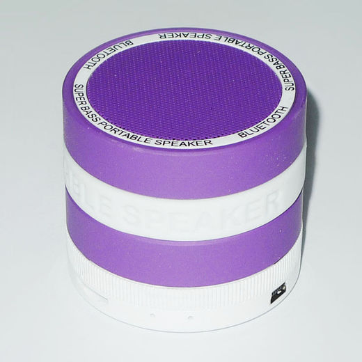 Bluetooth kaiutin, purple